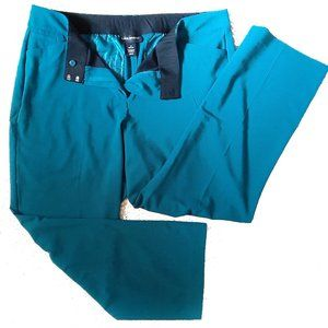 Lane Bryant  Trouser Slacks Teal Blue 20R